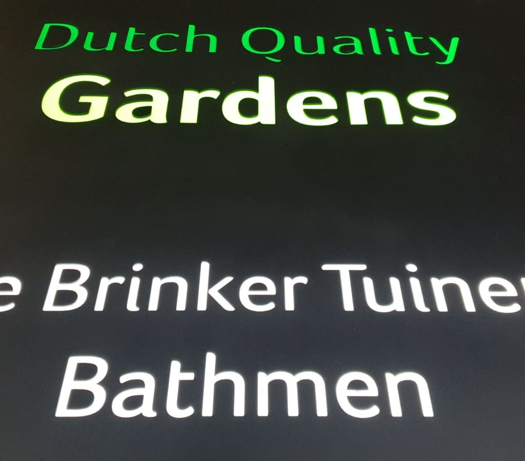 Framed metaalbewerking maatwerk dutch quality gardens bathmen